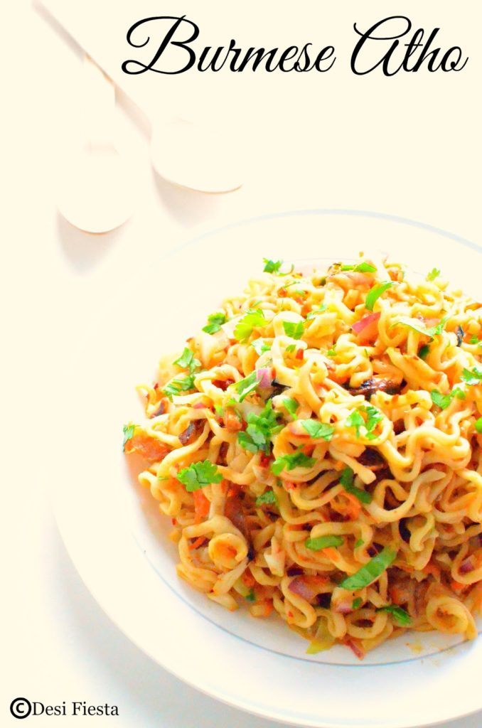 Atho Food Recipe In Tamil